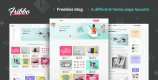 Fribbo 1.0.2 – Freebies Blog WordPress Theme