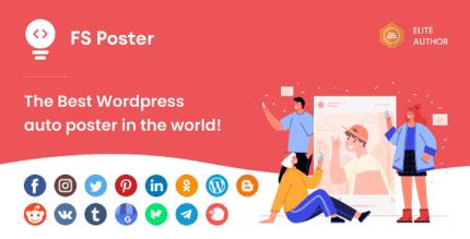 FS Poster 5.2.3 NULLED – WordPress Auto Poster & Scheduler