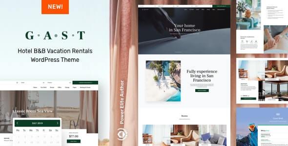 Gast 7 NULLED – Hotel WordPress
