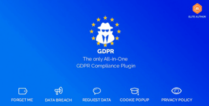 WordPress GDPR & CCPA 1.9.22