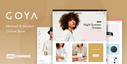 Goya 1.0.5.4 – Modern WooCommerce Theme
