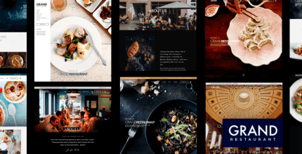 Grand Restaurant 6.2 NULLED – Restaurant Cafe Theme