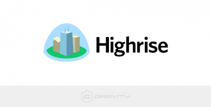 Gravity Forms Highrise Add-On 1.3
