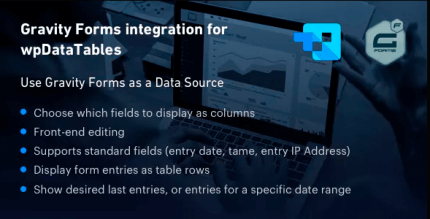 Gravity Forms integration for wpDataTables 1.5.1