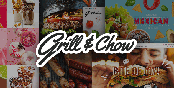 Grill and Chow 1.5 – A Fast Food Pizza and Diner Theme
