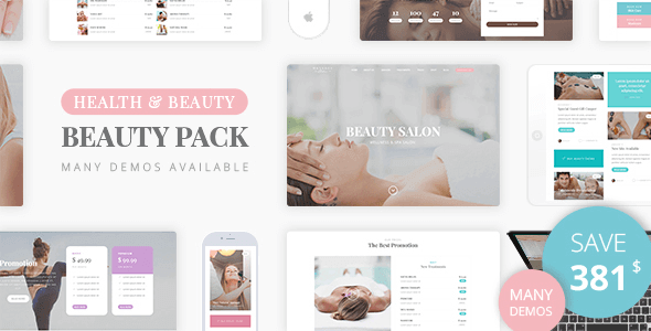 health-beauty-wp-theme