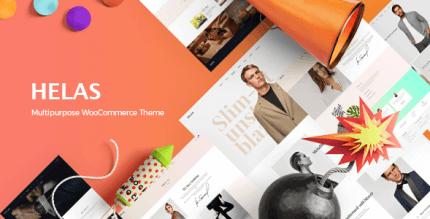 Helas 1.1.5 – Multipurpose WooCommerce Theme
