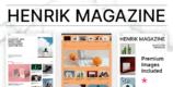 Henrik 1.0.1 NULLED – Creative Magazine Theme