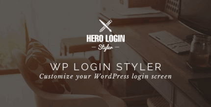 hero-login-styler