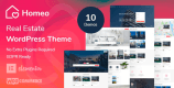 Homeo 1.2.10 – Real Estate WordPress Theme