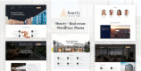 Hourty 1.1.3 – Real Estate Classify WordPress Theme