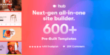 Hub 1.0.2 NULLED – Responsive Multi-Purpose WordPress Theme