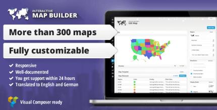 Interactive Map Builder for WordPress 2.3