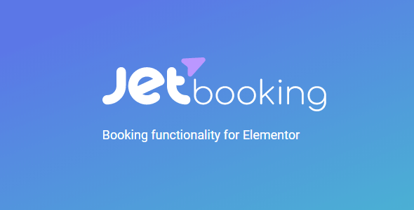 JetBooking 2.2.4 – Booking functionality for Elementor