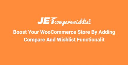 JetCompareWishlist 1.3.4 – Boost your WooCommerce Store