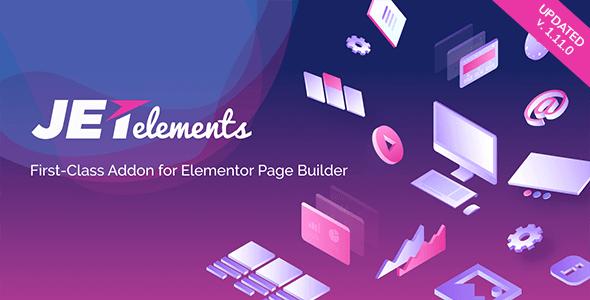 JetElements 2.5.7 – Addon for Elementor Page Builder