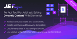 JetEngine 2.8.0 – Adding & Editing Dynamic Content with Elementor