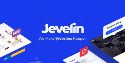 Jevelin 5.1.2 – Multi-Purpose Premium Responsive WordPress Theme