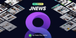 JNews 8.0.4 NULLED – One Stop Solution for Web Publishing