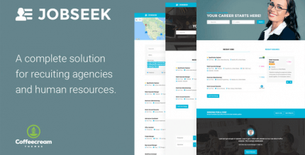 Jobseek 2.18 – Job Board WordPress Theme
