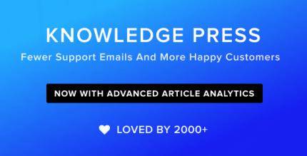 Knowledge Base 4.3.2 – Helpdesk Wiki FAQ WordPress Theme