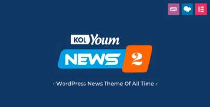 Kolyoum 2.3.3 NULLED – Newspaper WordPress Theme