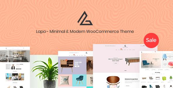 Lapa 1.1.5 – Minimal & Modern WooCommerce Theme
