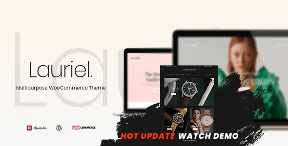 Lauriel 1.1.1 – Multipurpose WooCommerce Theme