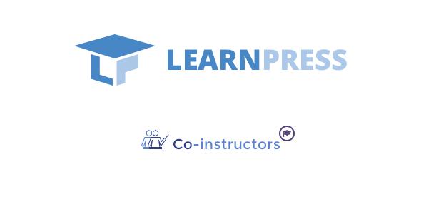 learnpress-co-instructors