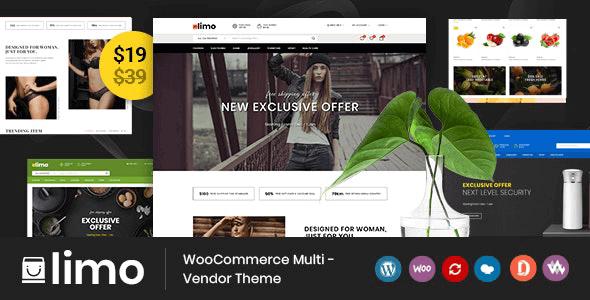 Limo 1.0 – Multipurpose WooCommerce Theme