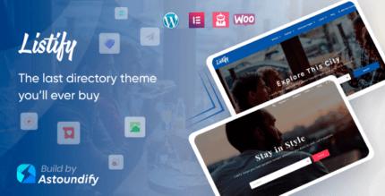Listify 3.0.0 – WordPress Directory Theme