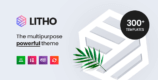 Litho 1.2 NULLED – Multipurpose Elementor WordPress Theme
