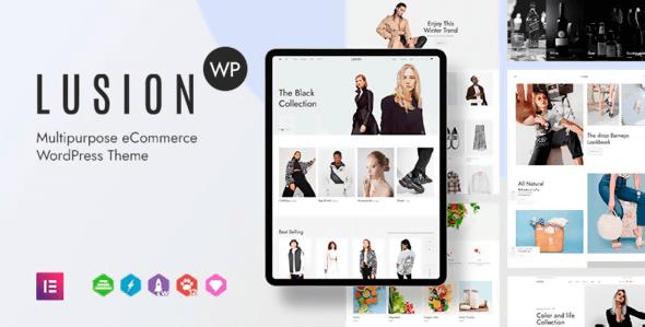 Lusion 1.4.5 – Multipurpose eCommerce WordPress Theme