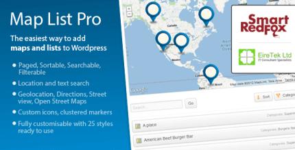 map-list-pro