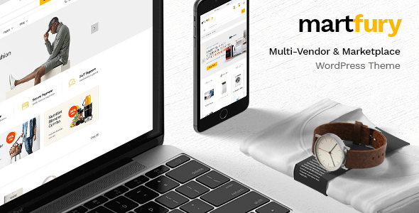 Martfury 2.6.5 – WooCommerce Marketplace WordPress Theme