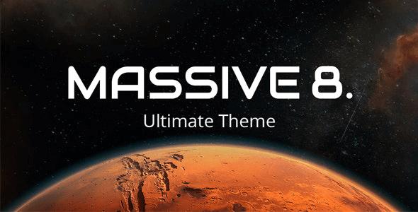 Massive Dynamic 8.1 – WordPress Website Builder