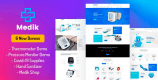 Medik 2.4 – Medical WooCommerce Theme