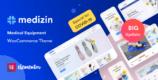 Medizin 1.3.8 – Medical Elementor WooCommerce Theme