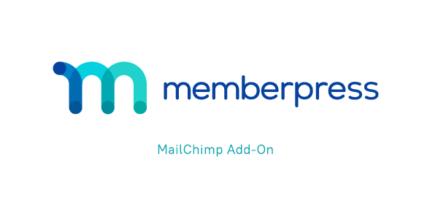 MemberPress MailChimp Add-On 1.2.2