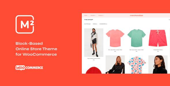 Merchandiser 2.0.4 – eCommerce WordPress Theme for WooCommerce