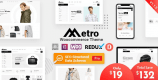 Metro 1.8.3 – Minimal WooCommerce WordPress Theme