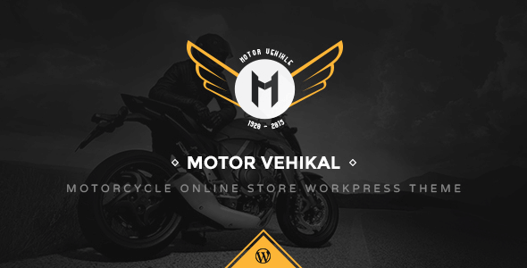 Motor Vehikal 1.7.0 NULLED – Motorcycle Online Store WordPress Theme