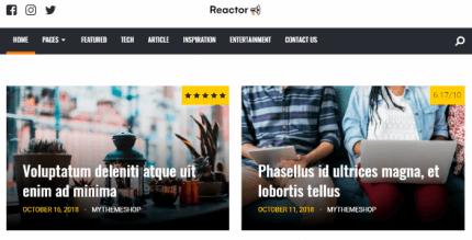 mts-reactor