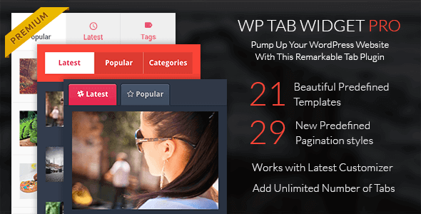 WP Tab Widget Pro 1.0.8