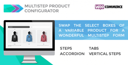 Multistep Product Configurator for WooCommerce 1.2.4