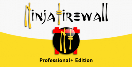 Ninja Firewall WP Plus Edition 4.3.3 NULLED – A true Web Application Firewall for WordPress