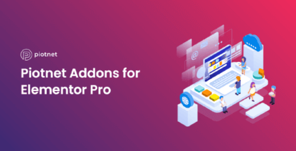 Piotnet Addons For Elementor Pro 6.3.75 NULLED