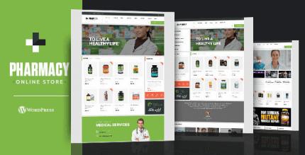 Pharmacy 4.1.0 – WooCommerce WordPress Responsive Theme
