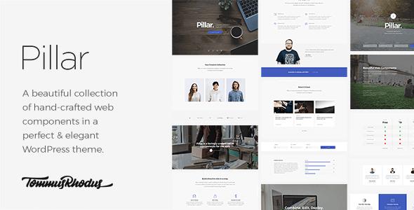 Pillar 1.1.15 – Multipurpose Multi-Concept Responsive WordPress Theme