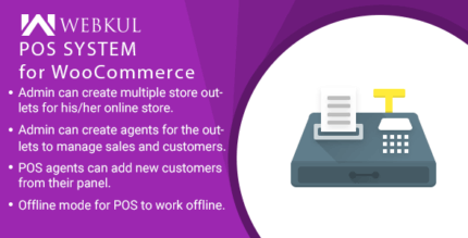 Point of Sale System for WooCommerce 3.6.2